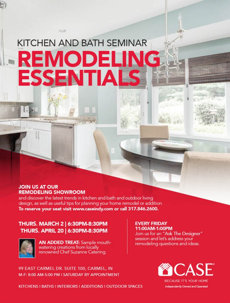 Case Design Seminar Ad