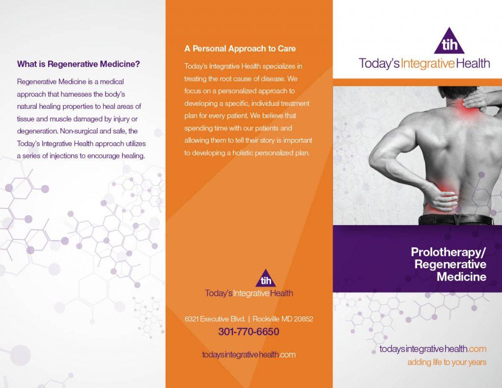 Total Integrative Health Brochure